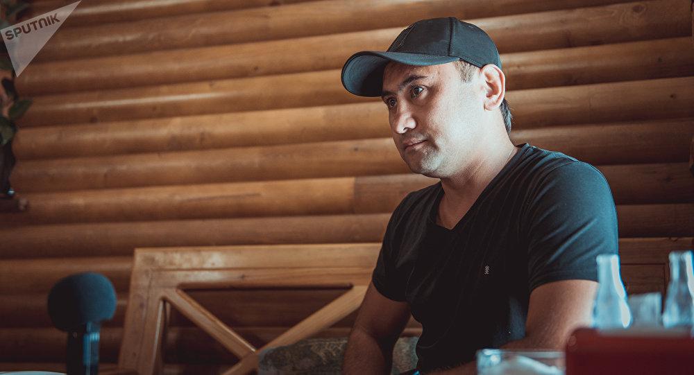 Бизнесмен из Каракола Фархад Расулов