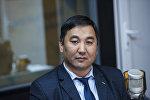 Дин иштери боюнча мамлекеттик комиссиянын экспертиза жана диний уюмдар менен иштешүү бөлүмүнүн башчысы Шүкүр Шерматов