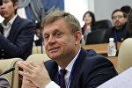 Заместитель главы Программного офиса ОБСЕ в Бишкеке Валерий Кивери