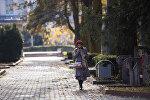 Бишкектеги Эмен багы. Архив