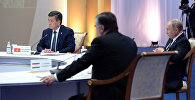 Сессия Совета коллективной безопасности ОДКБ в Астане