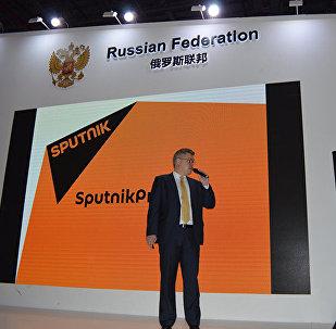 Руководитель Центра международных проектов Sputnik Василий Пушков