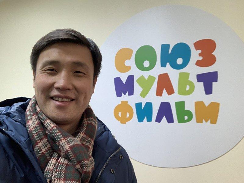 Ютубер Курманбек Жолдошев