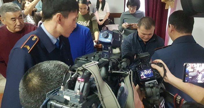 Суд над водителями автобуса, в котором сгорели 52 гражданина Узбекистана