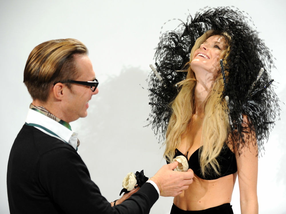 Шоу Victoria's Secret-2008 в Нью-Йорке
