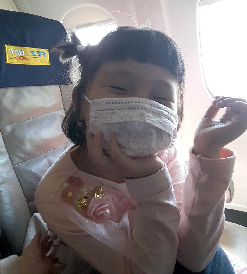 Аймире нужна срочная операция