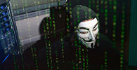 Хакер. Иллюстративдик сүрөт