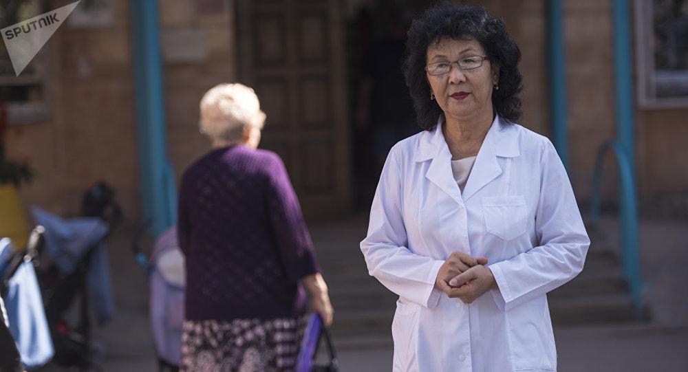 Эксперт в вопросах питания, педиатр Турсун Мамырбаева