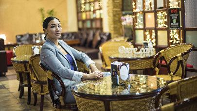 Директор столичных ресторанных заведений Сере и Олив Зарина Момбекова