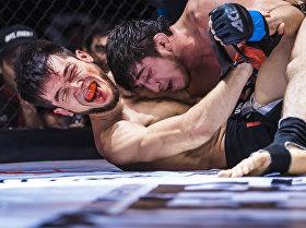 Международный турнир ММА WEF Global в Бишкеке