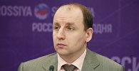 Член Совета по межнациональным отношениям при президенте России Богдан Безпалько. Архивное фото