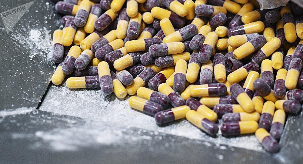 Лекарственные средства. Архивное фото