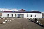 Капитальный ремонт аэровокзального комплекса аэропорта Казарман в Джалал-Абадской области