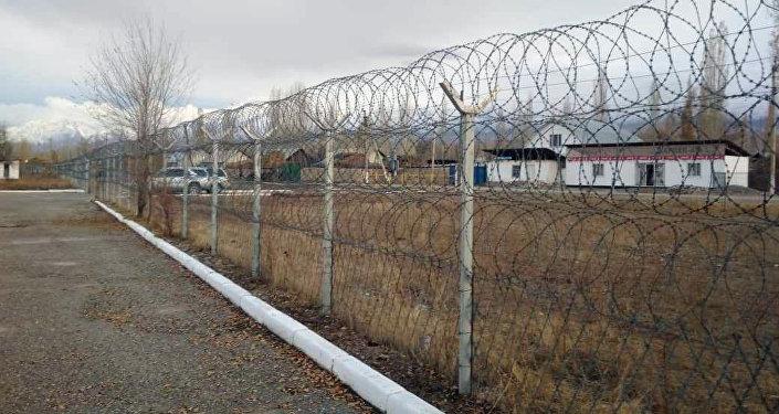 Установка ограждения по периметру аэропорта Талас