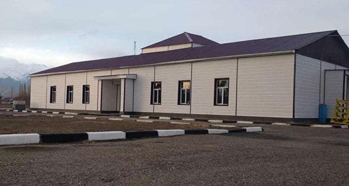 Капитальный ремонт аэровокзального комплекса аэропорта Казарман