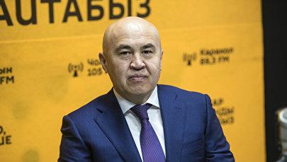 Бир Бол фракциясынын лидери Алтынбек Сулайманов