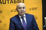 Депутат ЖК, лидер фракции Бир Бол Алтынбек Сулайманов