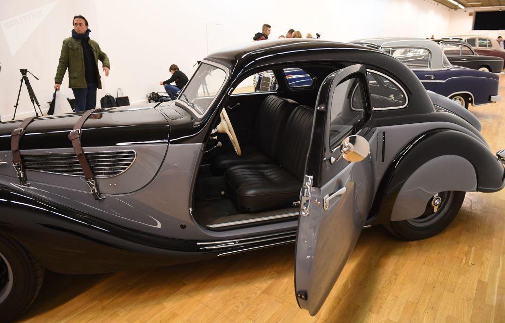 BMW 327 Coupe 1939 года выпуска
