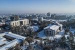 Национальный академический театр оперы и балета имени Абдыласа Малдыбаева. Архивное фото