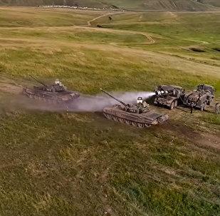 Грозные роботы химической разведки в России — эффектное видео