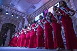 Как выбирали самую красивую девушку Кыргызстана — видео с конкурса