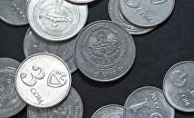 Монеты Национального банка Кыргызской Республики