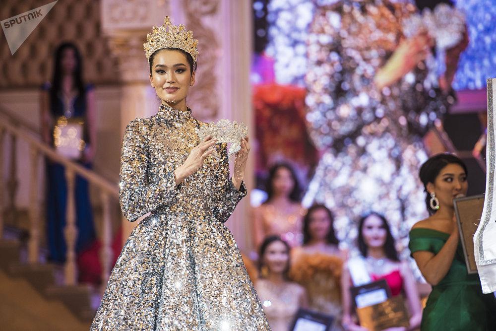 Финал официального конкурса красоты Мисс Кыргызстан — 2018