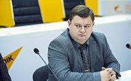 Сотрудник аппарата правительства Егор Скобеев. Архивное фото