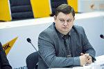 Өкмөттүн аппаратынын кызматкери Егор Скобеевдин архивдик сүрөтү