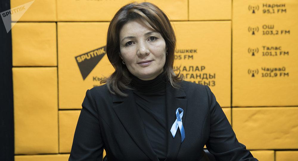 Диабетсиз балалык уюмунун жетекчиси Нурхан Жумабаева