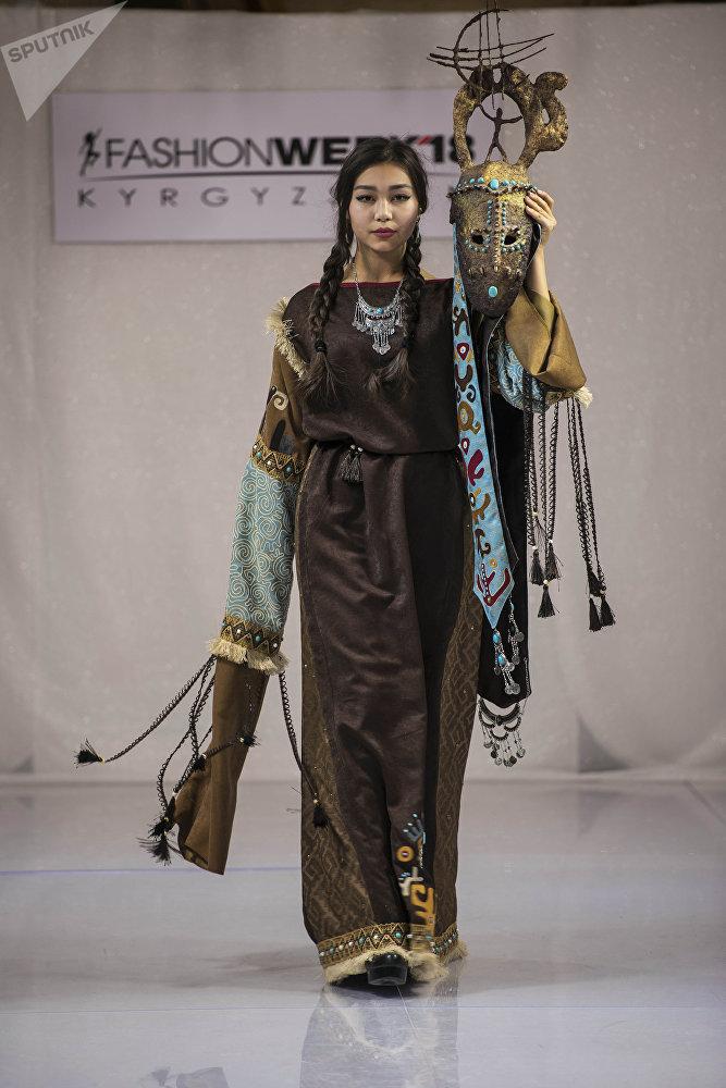 Бишкекте Fashion Week Kyrgyzstan 2018 мода жумалыгы өттү