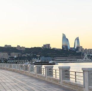 Баку шаары. Архив
