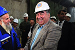 Тажикстанда Рогун ГЭСи ишке берилди. Анын ачылыш аземине өлкө президенти Эмомали Рахмон катышты