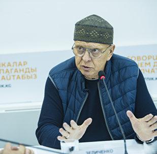 Полковник милиции с сорокалетним стажем Александр Зеличенко