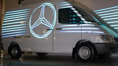 Mercedes-Benz Sprinter. Архивное фото