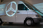 Mercedes-Benz Sprinter. Архивное фото