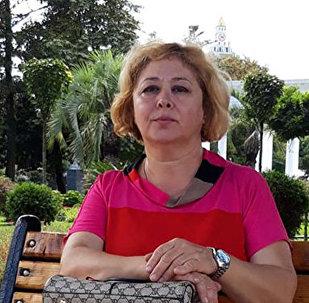 Токсиколог, профессор Тбилисского государственного медицинского университета Марина Гиоргобиани. Архивное фото