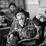 Режиссер, сценарист и заслуженный деятель искусств Киргизской ССР Геннадий Базаров