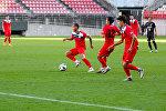 Сборная Кыргызстана по футболу проиграла японскому клубу Кашима Антлерс со счетом 2:0
