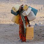 Нехватка чистой воды в Йемене