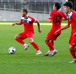 Национальная сборная Кыргызстана в Японии