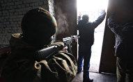 Антитеррористические учения в Приморском крае по предотвращению угрозы совершения террористического акта на военном объекте и ликвидации его возможных последствий