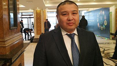 Директор Пограничной службы КНБ РК Дархан Дильманов. Архивное фото