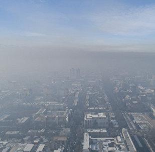Вы не узнаете Бишкек из-за смога — видео, которое стоит смотреть до конца