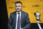 Республика — Ата-Журт  фракциясынын депутаты Таабалды Тиллаев