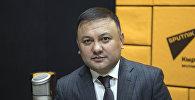 Депутат Таабалды Тиллаев. Архив