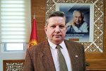 Руководитель представительства Россотрудничества в Кыргызстане Виктор Нефедов. Архивное фото