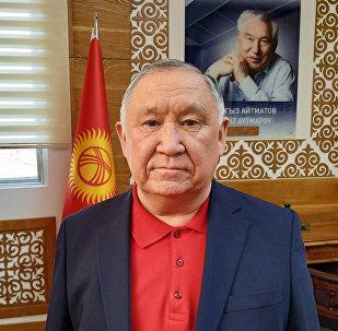 Советник вице-премьер министра правительства Кыргызстана Жарасул Абдураимов