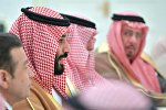 Наследный принц Саудовской Аравии, второй заместитель премьер-министра и министр обороны Мухаммед ибн Салман Аль Сауд. Архив