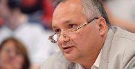 Заместитель декана факультета мировой экономики и мировой политики НИУ ВШЭ Андрей Суздальцев. Архив